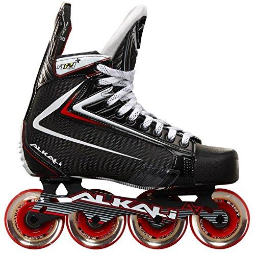 Alkali RPD Team+ Senior Inline Hockey Skates, 10.5 D