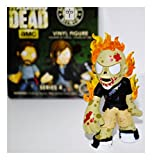 Funko Mystery Mini - The Walking Dead [Series 4] - Flame Walker 1/36 Rarity [RARE]