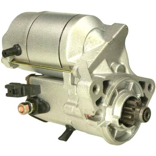 DB Electrical SND0104 New Starter For Toyota 2.4L 2.7L 4Runner 96 97 98 99 00 1996 1997 1998 1999 2000 & T-100 Tacoma 94 95 96 97 98 2.4L 2.7L Pickup Truck 95 96 97 98 99 00 01 02 03 04 05 06 07 (Toyota 4runner Starter)