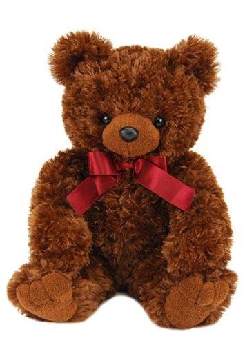 PurrFection Bailey Brown Bear 15 Plush Purr-Fection by MJC Inc 1205