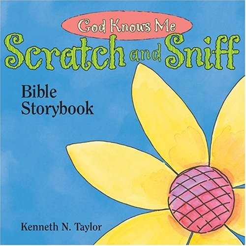 God Knows Me: Scratch and Sniff Bible Storybook (Interactive Board Books)