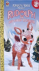 Rankin Bass Present Original Classic Rudolph The Red Nosed Reindeer Vhs Video by Sony