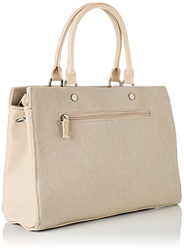 5727 Top Camel Bag 1 Jones David 5727 Women's Handle 1 Beige qUSgcaxE