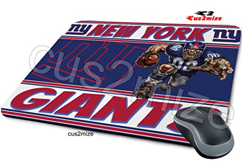 new york giants mousepad - 5