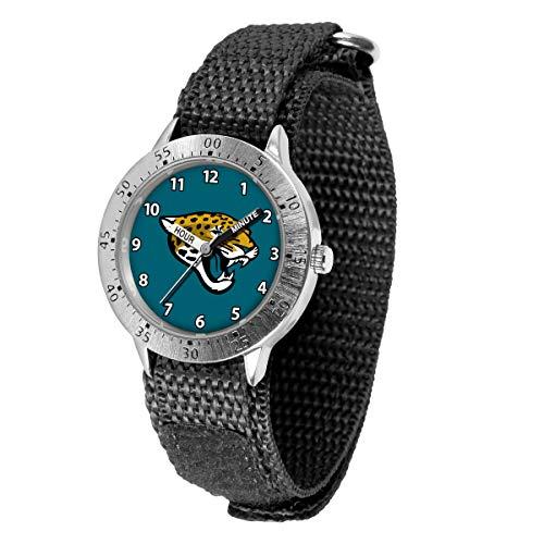 Game Time NFL Jacksonville Jaguars TailgaterWrist Watch, Team Color, One Size ()