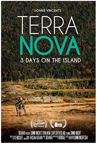 Donnie Vincent's Terra Nova: 3 Days on The Island DVD