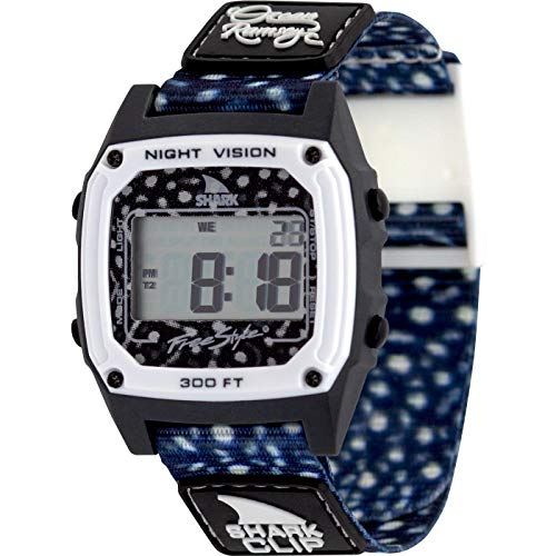Freestyle Ocean Ramsey Signature Shark Classic Clip Whale Sharks Unisex Watch FS101054