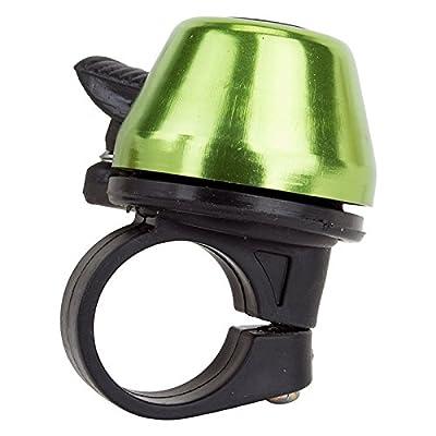 SUNLITE Candy Mini Bell, Green : Bike Bells : Sports & Outdoors