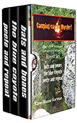 Camping Can Be Murder!: The Frannie Shoemaker Campground Mysteries Boxed Set