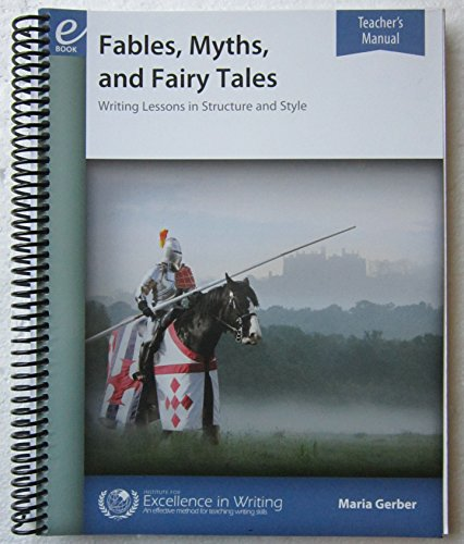 Price comparison product image Fables,  Myths,  and Fairy Tales Writing Lessons [Teacher's Manual only]