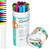 Top 10 Markers For Adult Coloring Books - Best of 2018 | 461 Reviews ...