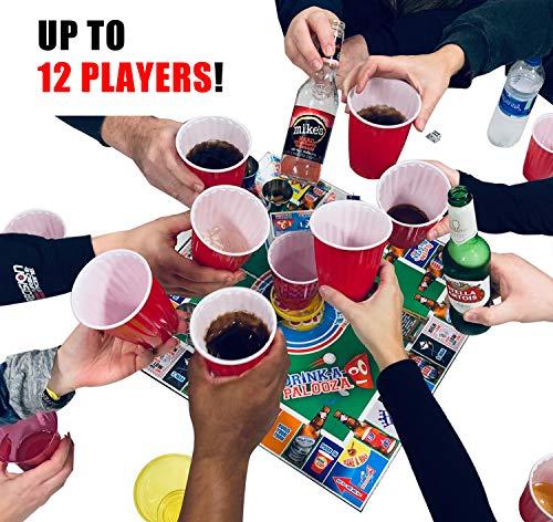 51Il6yYUaTL - Drink-A-Palooza Board Game