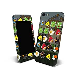 Skin Sticker 3m Cover Phone for Ipad Mini1/Mini2 Protection Skin Design Angry Birds NAB09