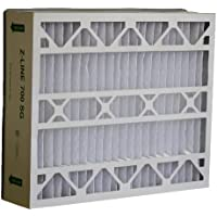 Glasfloss Industries SGP162762PK Z-Line Series 700 SG MERV 10 Air Cleaner Replacement Filter Option, 2-Case