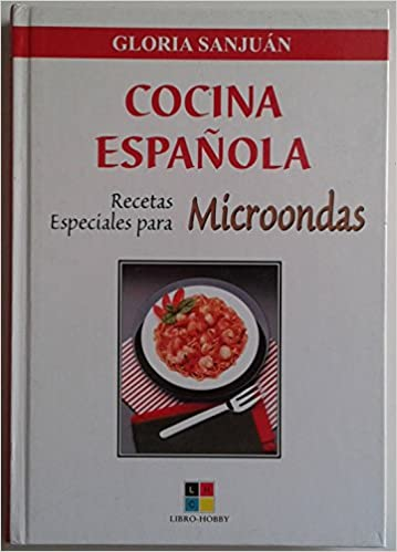 Recetas especiales para microondas - cocina española: Amazon.es ...