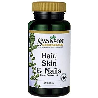 Hair, Skin & Nails 60 Tabs by Swanson Premium