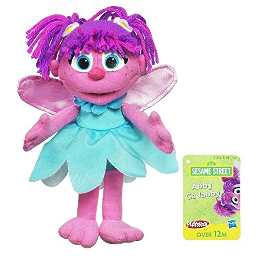 Sesame Street Plush Abby Cadabby, 9 Inch for sale  Delivered anywhere in USA