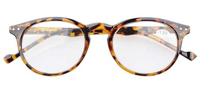 Eyekepper I lettori di qualità Primavera-Cerniere quadrato del foro chiave di stile occhiali da lettura Tortoise +0.5 YvWPz