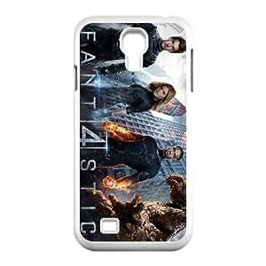 Fantastic Four Samsung Galaxy S4 9500 Cell Phone Case White O1653353