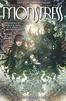 Monstress: Volume 3 by Marjorie Liu and Sana Takeda