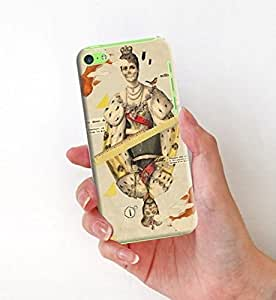 IPhone 5C Case, by DIY ARTICLE retro style collage cool design for iphone 5C cases with hard plastic cover( ECO-Friendly Packaging ) BY RANDLE FRICK by heywan