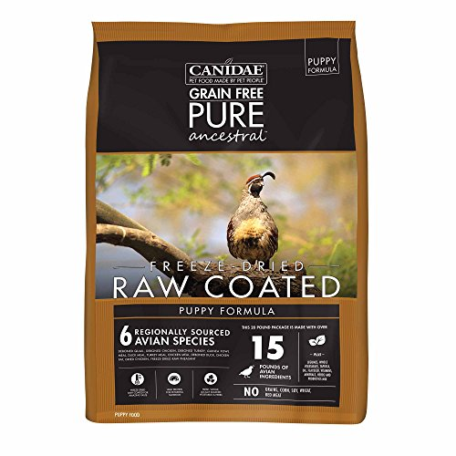 Canidae Pure Ancestral Raw Coated Puppy Food,20Lb ()