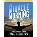 The Miracle Morning Companion Planner