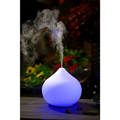 SPT Ultrasonic Aroma Glass Dome (Frosted Glass Diffuser)