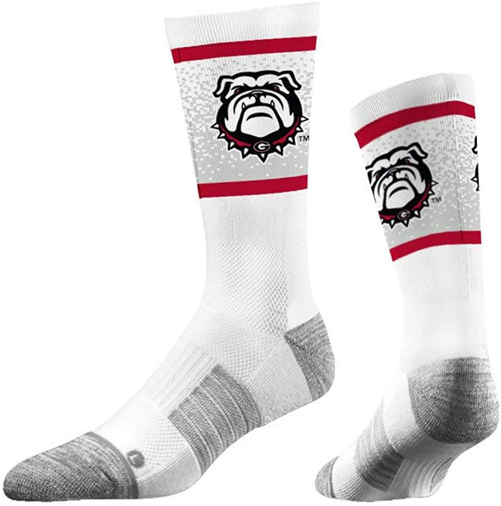 6 Total Socks Elite Fan Shop NCAA Mens Sock 3-Pack