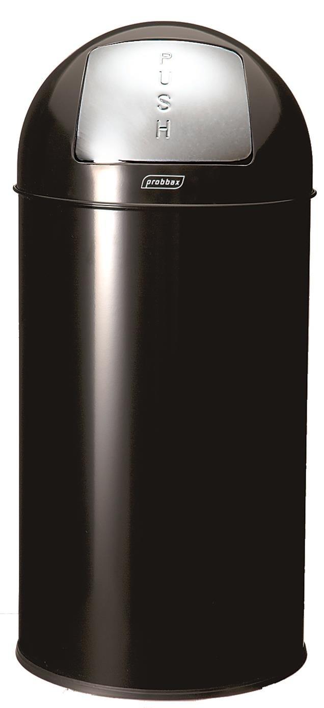 Probbax(プロバックス) プッシュビン Push bin 40L ごみ箱 PB-3140-BLA(ブラック) B001TKWW9W
