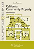 California Community Property : Examples and Explanations 3e, Goldberg, 0735589836