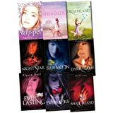 Alyson Noel the immortals series collection 9 Books set (Evermore, Night Star, Dark flame, Blue Moon, Ever Lasting, Shadowlan