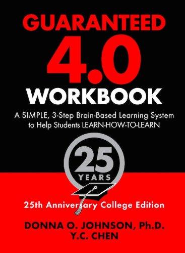 Guaranteed 4.0 Workbook (College Edition)