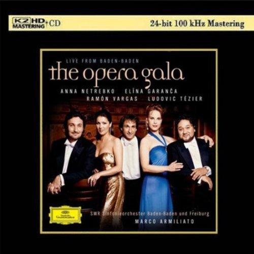 Opera Gala: Live from Baden-Baden: K2HD Mastering