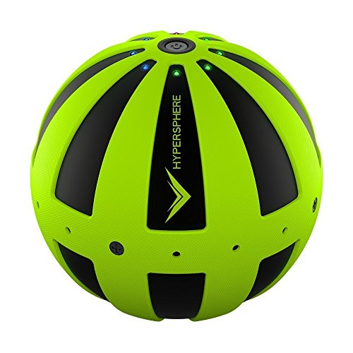 Hyperice HYPERSPHERE, 3 Speed Localized Vibration Therapy Ball