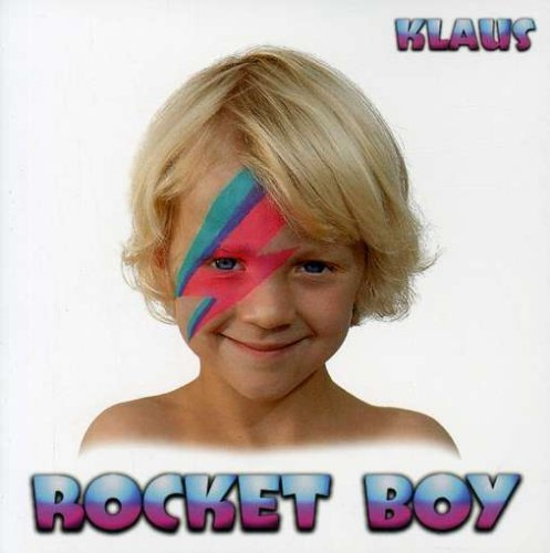 Rocket Boy by Klaus Ebert