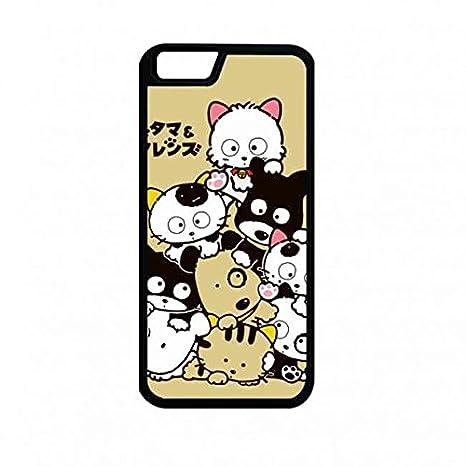c47f0c0000 可愛い コミック携帯電話ケース,Apple Iphone 6(S)Tama & Friends タマ