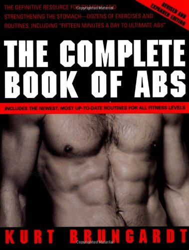 Abs Diet Cookbook (The Complete Book of Abs: Revised and Expanded Edition)