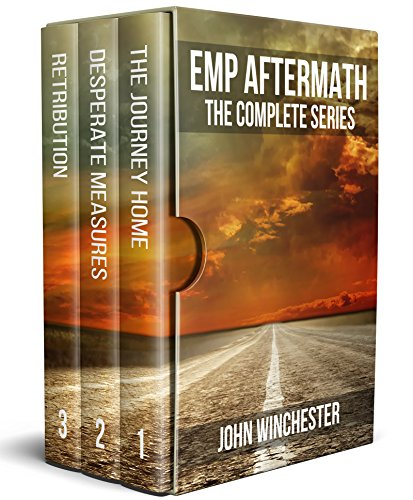 The EMP Aftermath Series Complete Box Set: A Post Apocalyptic EMP Survival Trilogy by [Winchester, John]