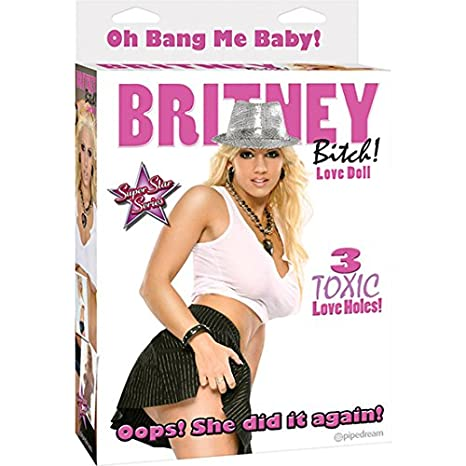 Britney Bitch MUÑECA Hinchable: Amazon.es: Electrónica