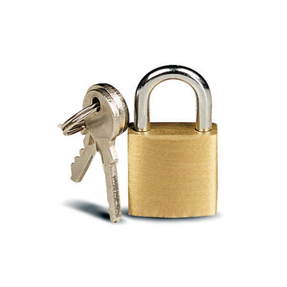 3 Small Metal Padlocks Mini Brass Tiny Box Locks Keyed Jewelry 2