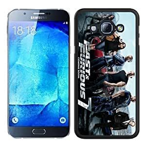 Best Buy Fast & Furious 7 Black Popular Custom Samsung Galaxy A8 Case