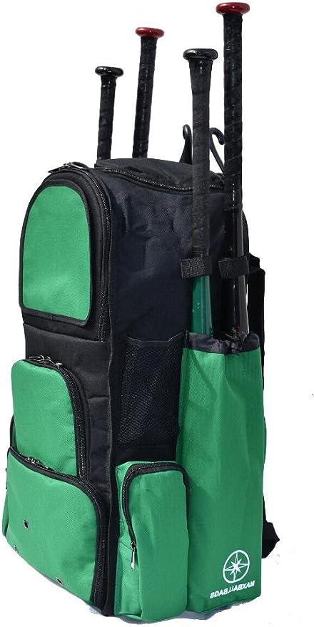 more MAXOPS Chita II Adult Softball Baseball Bat Backpack three compartments