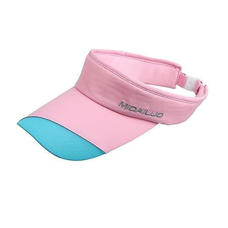 Hats Hat Men s Summer Empty Top Hat Female Outdoor Leisure Tennis Cap Sun  Protection Hat No ed70552ca26