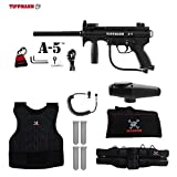 MAddog Tippmann A5 A-5 Standard Sergeant Paintball Gun Package – Black Review