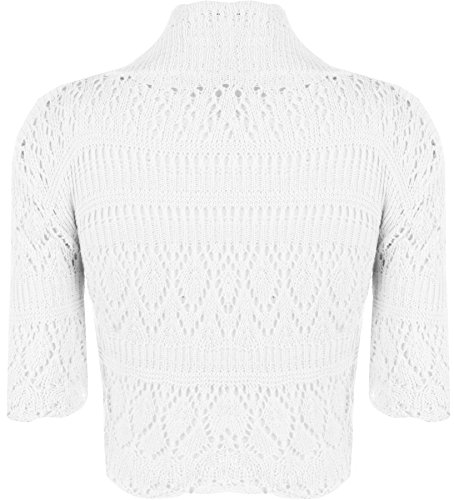 Tricot WearAll WearAll Crochet Manche Courte Manche Crochet Courte 0zZn8qZ