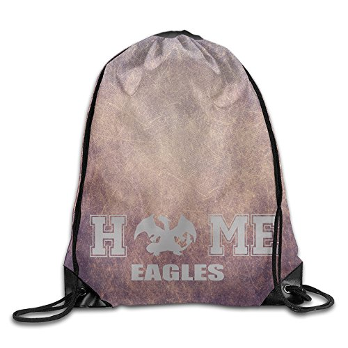 PKTWO Cinch Backpack Eastern Michigan University Pokemon Hiking Drawstring Bag (2)