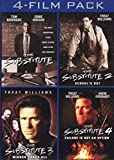 The Substitute 4-Film Pack (The Substitute / The Substitute 2: School's Out / The Substitute 3: Winner Takes All / The Substitute 4: Failure Is Not An Option)