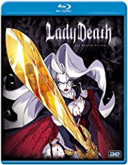 The goth sensation from Chaos Comics helped launch a generation of 'Boobs and Blades' in comics, film, and pop art culminating in Lady Death: The Motion Picture. This feature-length animated film captures everything good, gory, and sexy about...