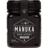 Kiva Certified UMF 15+ - Raw Manuka Honey (8.8 oz) -- NEW LABEL!